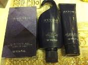 Avon Black Suede Essential Set of 3 For Him