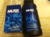 Avon Musk Marine Set of 2 for Him